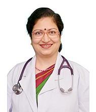 Dr  Rajni Mukherjee, Pediatrician