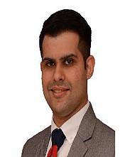 Dr.  Abhijit Ahuja, Pulmonologist