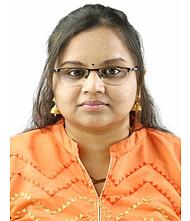 Dr.  Aradya Bheemathati, Dermatologist