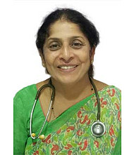 Dr.  Asha Latha Hegde, Gynaecologist