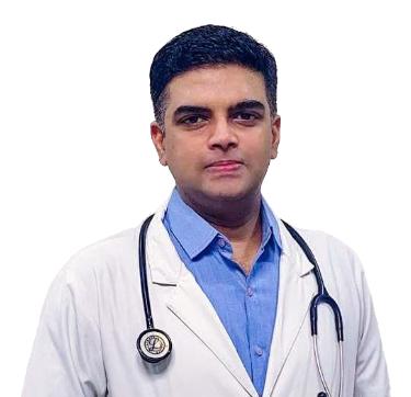 Dr.  K Bala Murali Krishna, General Surgeon