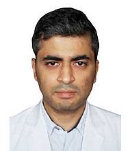 Dr.  M Anil Bala Raghavendra, General Surgeon