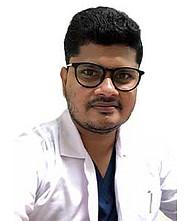 Dr.  K Shivaraj Reddy, Physician
