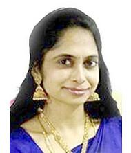 Dr.  Nanditha R, Pediatrician