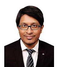 Dr  Dheepak Chandra Kumaar, Physician