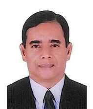 Dr.  A L Das, Dermatologist