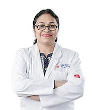 Dr.  Anuradha Vinod, Pediatrician