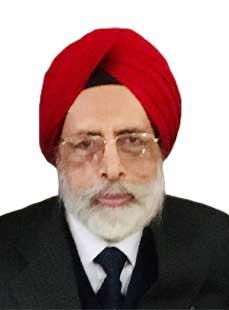 Dr.  Charanjit Singh Pasricha