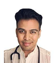 Dr.  Charan Tej, Psychiatrist