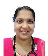 Dr.  Gayatri Ghanekar, Endocrinologist