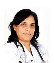 Dr.  Kavitha Gone, Nephrologist