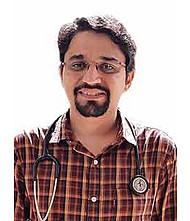 Dr.  Kiran B J, Nephrologist