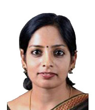Dr.  Lakshmi V Reddy, Endocrinologist