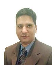 Dr.  Mohammed Parvez, Physician