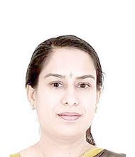 Dr.  Nitha Prasad, Gynaecologist
