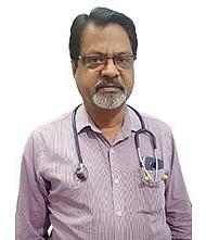 Dr.  Pankaj Garg, Pediatrician