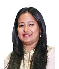Dr.  Reema Das, Ophthalmologist