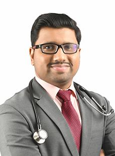 Dr.  Santosh V Chikkodi