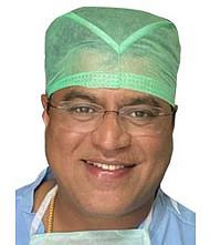 Dr.  Sharath Kumar Shetty, Orthopedician