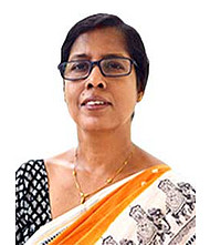 Dr.  Sarbari Gupta, Pediatrician
