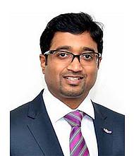Dr.  Sharat Honnatti, Physician
