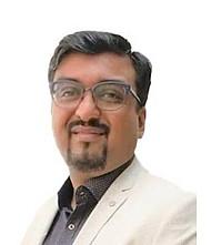 Dr.  Siddhant Naik, Orthopedician
