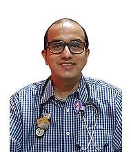 Dr.  Snehal Jhaveri, Pediatrician