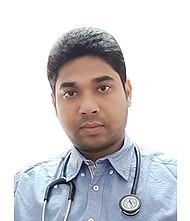 Dr.  N Vijaya Krishna, Physician