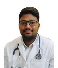 Dr.  Vinodh Kumar Dussa, Oncologist