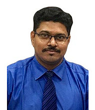 Dr.  Vishal Murkute, Orthopedician