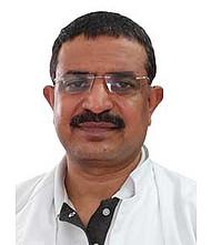 Dr.  Vishwas Kadam, Orthopedician