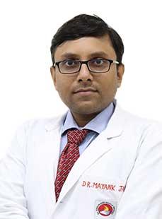 Dr.  Mayank Jain, Surgical Gastroenterologist