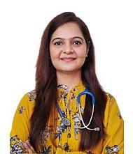 Dr.  Namrata Manshani, Pediatrician
