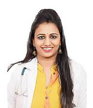 Dr.  P Priyanka Reddy, Gynaecologist