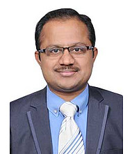 Dr.  Satish Ramaiah, Psychiatrist