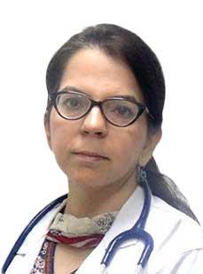 Dr.  Shallu Verma, Rheumatologist
