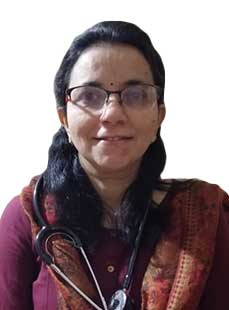 Dr.  Sreepriya L, Pediatrician