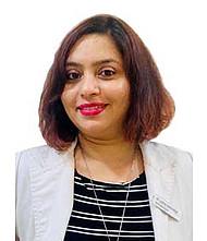 Dr.  Usha Beloskar, Dermatologist