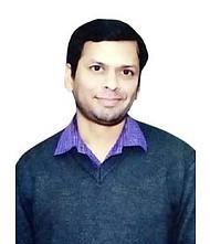 Dr.  Vivek Parate, Pulmonologist