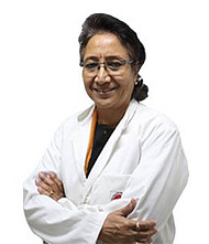 Dr.  Yashodhara Sharma, Dermatologist