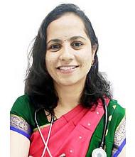 Dr.  Akshaya Doddamani, Gynaecologist