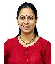 Dr.  A Shilpa, Dentist