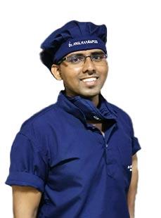 Dr.  Anil Karampudi, Orthopedician