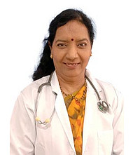 Dr.  P Asha Rani, Gynaecologist