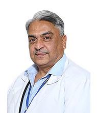 Dr.  Ashvini Milap, Physician