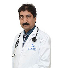 Dr.  Bhaskar Gupta, Pediatrician