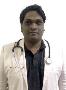Dr. Mahesh Pande