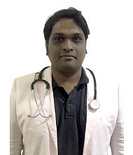 Dr.  Mahesh Pande, Andrologist