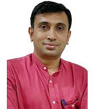 Dr.  Niranjan P, General Surgeon