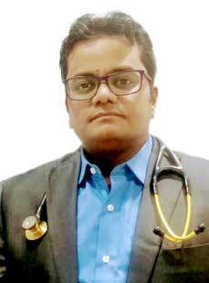 Dr.  Nishant Sinha